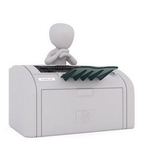 hewlett packard printer customer service